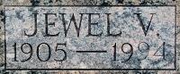 Jewel V. Allen