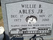 Willie Benton Ables, Jr