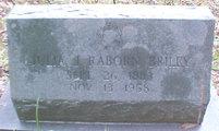 Julia J <i>Raborn</i> Briley