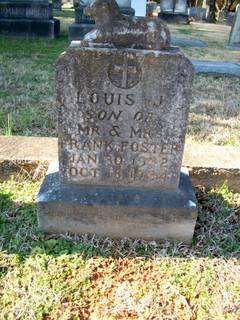 Louis J Foster