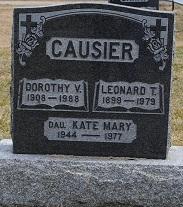 Kate Mary <i>Causier</i> Douglas