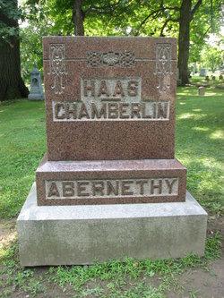Delia <i>Abernethy</i> Chamberlin