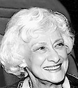 Betty Joyce Cartwright