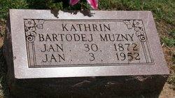 Kathrin <i>Bartodej</i> Muzny