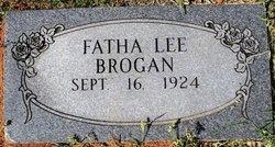 Fatha Lee <i>Sessions</i> Brogan