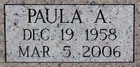 Paula Ann <i>Vegna</i> Laster