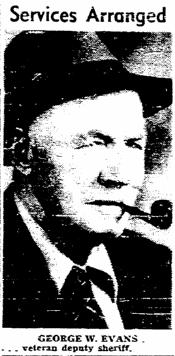George Winston Evans