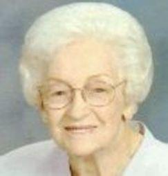 Nora Bea <i>Wade</i> Button