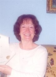 Judith May <i>Williams</i> Ahern