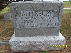 Wesley Miles <i>Applebury</i> Appleberry