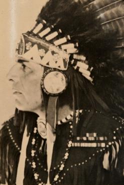 Chief Richard Brightfire Thunder-Sky