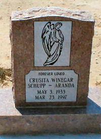 Cruistia <i>Winegar</i> Schupp -Aranda
