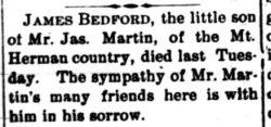 James Bedford Martin, Jr