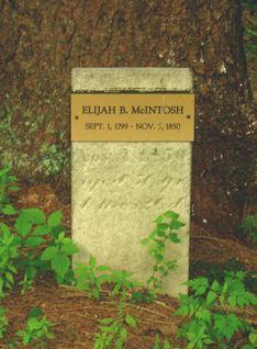 Elijah Benjamin McIntosh