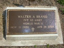 Walter Arno Brand