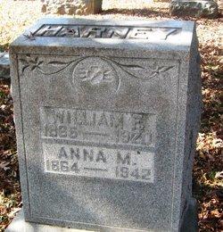 Anna M Harney