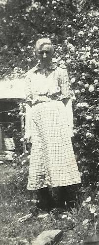 Nancy Carolyn Callie <i>Nichols</i> Allen