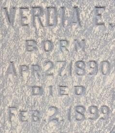 Verdia E. Albright