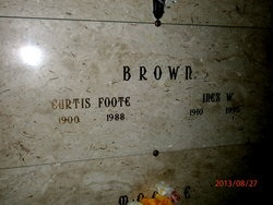 Inez <i>Williams</i> Brown
