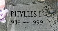 Phyllis I <i>Martin /Castiaux/</i> Dabbs