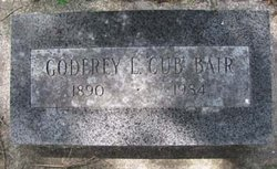 Godfrey LeFevre Cub Bair