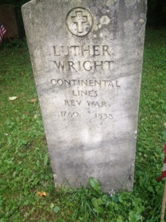 Luther Wright