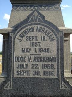 Dixie Bell <i>Vories</i> Abraham