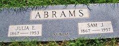 Samuel Joseph Abrams