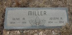 Olive Mary <i>Wright</i> Miller