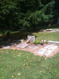 Iliff Burying Ground