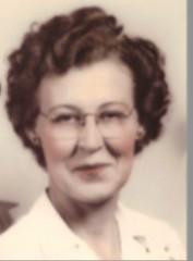 Mary Alice <i>Nelson</i> McLean