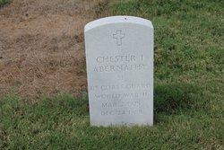 Chester I. Chet Abernathy