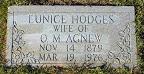 Eunice <i>Hodges</i> Agnew