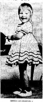 Minnie Lee Johnston