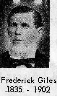 Frederick Giles