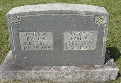 James Monroe Barlow