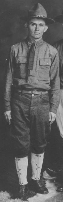 Pvt William Clarence Perkins, Sr