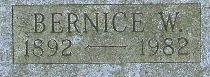 Bernice Wave <i>Wescott</i> Schruis