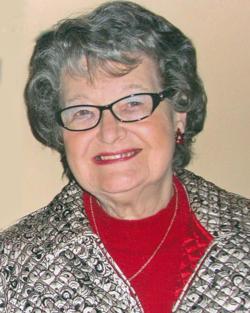 Angela Theresa <i>Styer</i> Dell