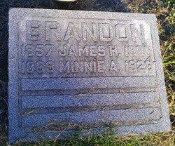 James Heasley Brandon