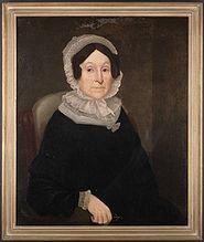 Rebecca <i>Greenleaf</i> Webster