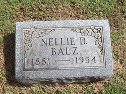 Nellie <i>Dickman</i> Balz
