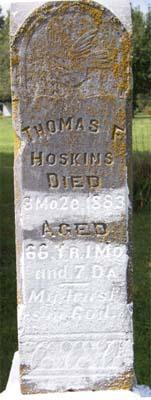 Thomas F. Hoskins