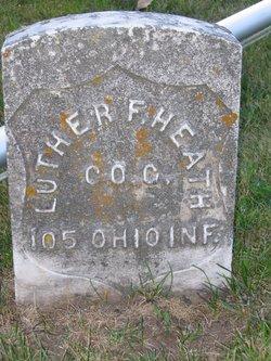 Luther F. Heath