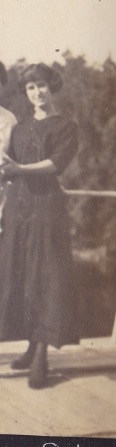 Mrs Mary Hodge <i>Aubrey</i> Balthazar