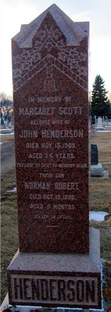 Margaret <i>Scott</i> Henderson