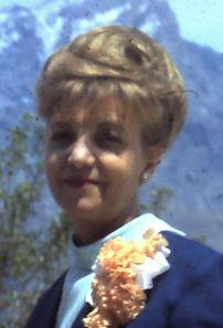 Mary Margaret <i>Christensen</i> Anhder