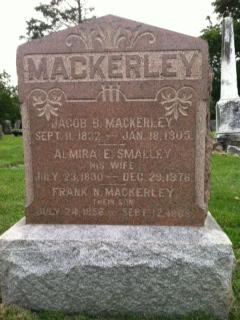 Minnie M. Mackerley