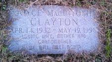 Joyce <i>MacIntosh</i> Clayton