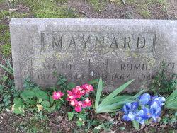 Maude Louisa <i>Herrendeen</i> Maynard